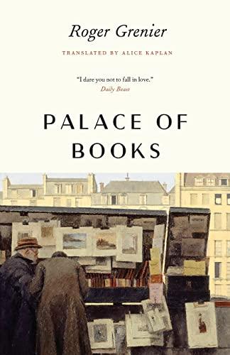 9780226378909: Palace of Books