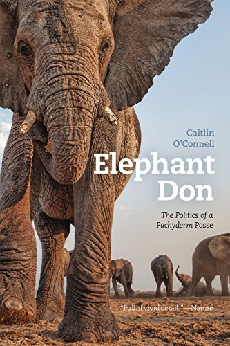 9780226380056: Elephant Don: The Politics of a Pachyderm Posse