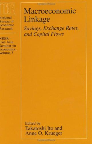 Macroeconomic Linkage : Savings, Exchange Rates, and: Ito, Takatoshi