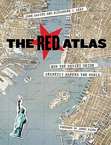9780226389578: The Red Atlas: How the Soviet Union Secretly Mapped the World