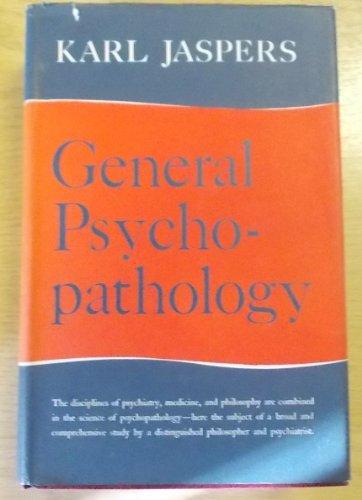9780226394879: General Psychopathology