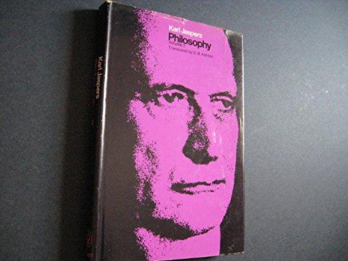 9780226394947: Karl Jasper - Philosophy, Volume 3