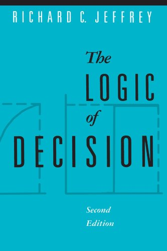 9780226395821: The Logic of Decision