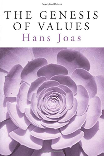 9780226400402: The Genesis of Values