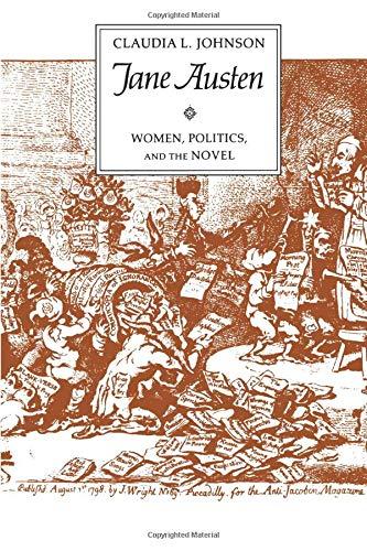 9780226401393: Jane Austen: Women, Politics, and the Novel
