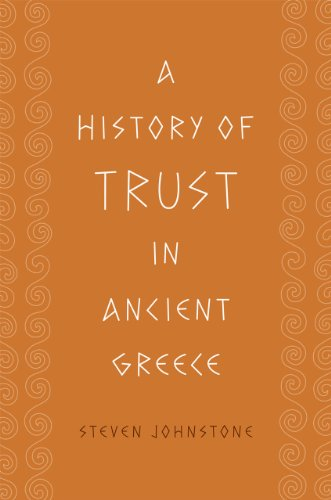 9780226405094: A History of Trust in Ancient Greece