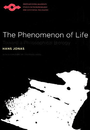 9780226405957: The Phenomenon of Life: Toward a Philosophical Biology (Phoenix Books)
