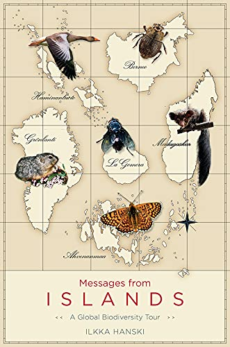9780226406305: Messages from Islands: A Global Biodiversity Tour