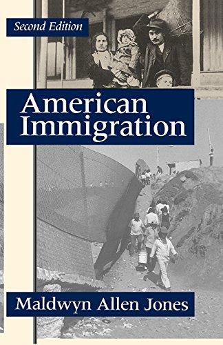 9780226406336: American Immigration 2e