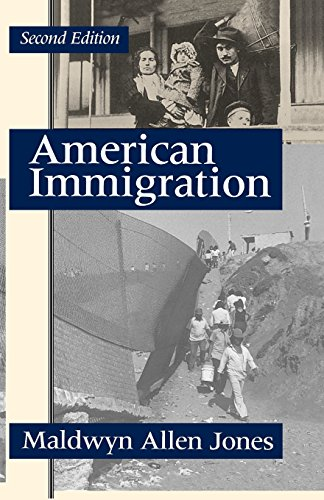 9780226406336: American Immigration (The Chicago History of American Civilization)