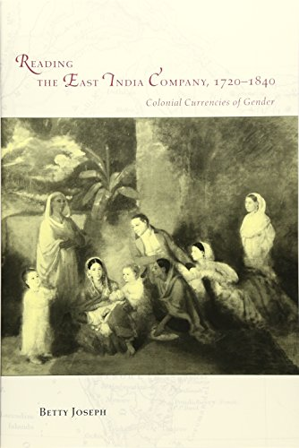 9780226412030: Reading the East India Company, 1720-1840: Colonial Currencies of Gender (Women in Culture and Society)