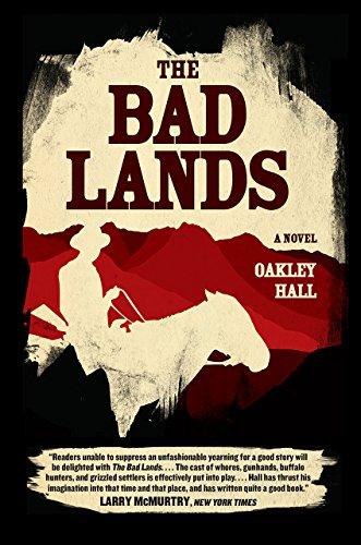 9780226412610: The Bad Lands: A Novel