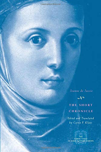 9780226417066: The Short Chronicle (The Other Voice in Early Modern Europe)