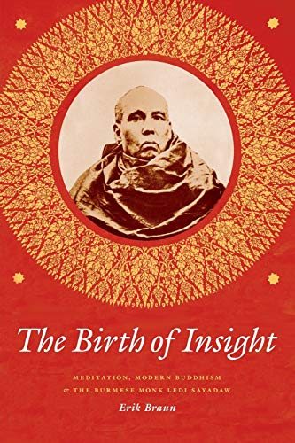 9780226418575: The Birth of Insight: Meditation, Modern Buddhism, and the Burmese Monk Ledi Sayadaw (Buddhism and Modernity)