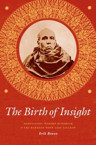 9780226418575: The Birth of Insight: Meditation, Modern Buddhism, and the Burmese Monk Ledi Sayadaw (Buddhism and Modernity)