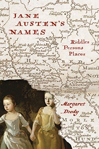 9780226419107: Jane Austen's Names: Riddles, Persons, Places
