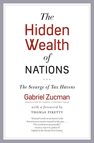 9780226422640: Hidden Wealth of Nations: The Scourge of Tax Havens