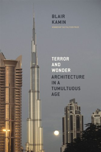 9780226423128: Terror and Wonder: Architecture in a Tumultuous Age