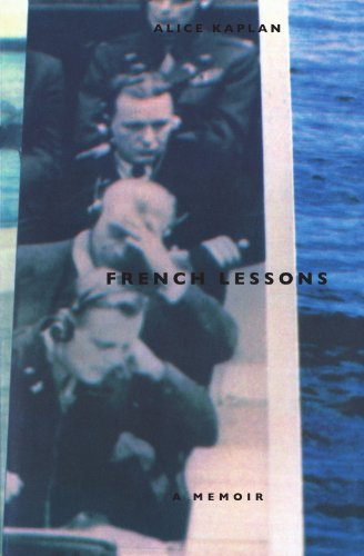 9780226424194: French Lessons: A Memoir