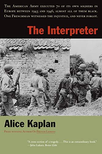 9780226424255: The Interpreter