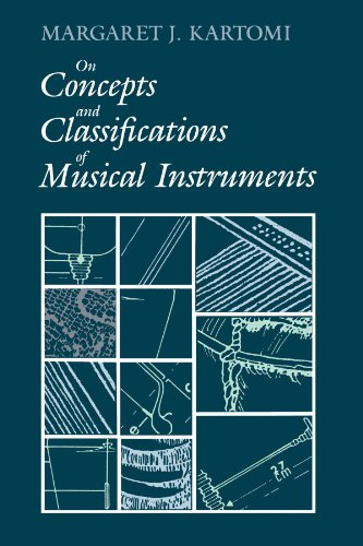 On Concepts and Classifications of Musical Instruments: Margaret J. Kartomi