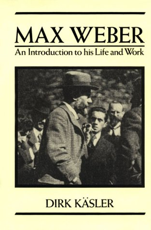 9780226425603: Max Weber: An Introduction to His Life and Work