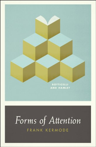 9780226431758: Forms of Attention: Botticelli and Hamlet (Wellek Library Lectures (Paperback))