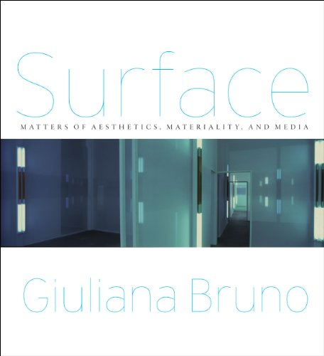 9780226434636: Surface: Matters of Aesthetics, Materiality, and Media