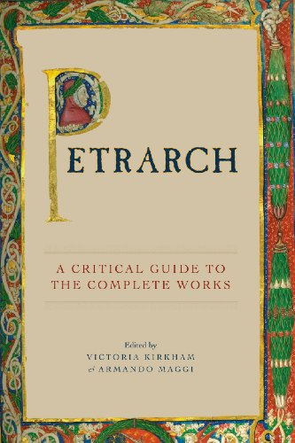 Petrarch Format: Paperback: Edited by Victoria