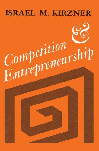 9780226437767: Competition and Entrepreneurship