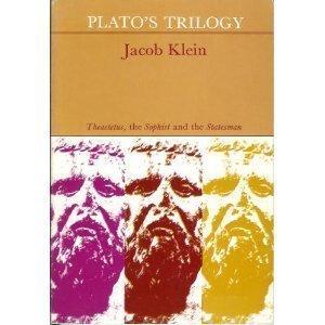 9780226439518: Plato's Trilogy: