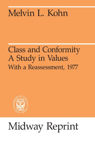 9780226450261: Class and Conformity: A Study in Values With a Reassessment, 1977 (Midway Reprint) (Midway Reprints)