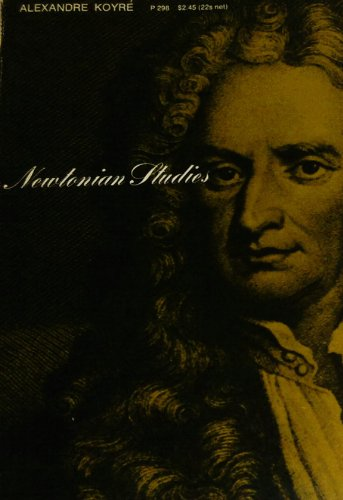 9780226451763: Newtonian Studies