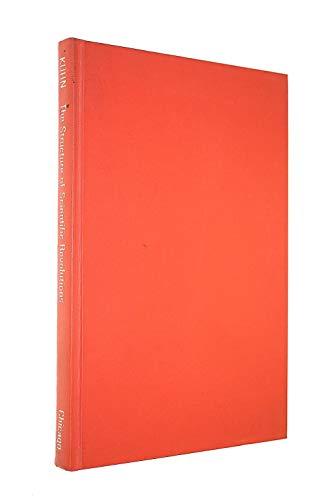 9780226458038: The Structure of Scientific Revolutions,