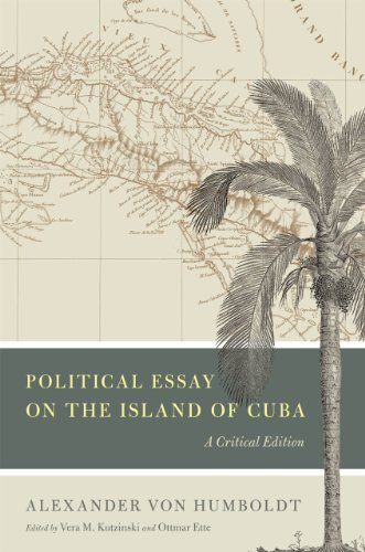 9780226465678: Political Essay on the Island of Cuba: A Critical Edition (Alexander von Humboldt in English)