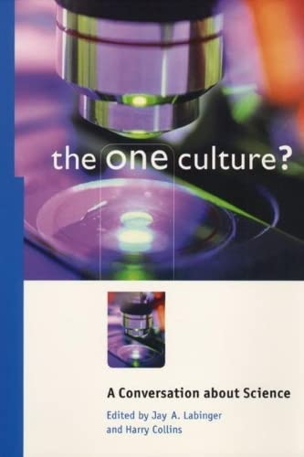 9780226467221: The One Culture?: A Conversation about Science