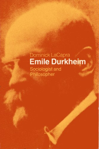 9780226467269: Emile Durkheim: Sociologist and Philosopher