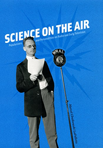 9780226467597: Science on the Air: Popularizers and Personalities on Radio and Early Television