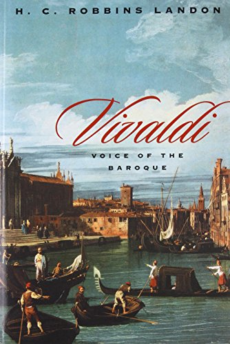 9780226468426: Vivaldi: Voice of the Baroque