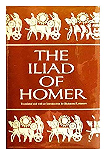 9780226469379: The Iliad of Homer