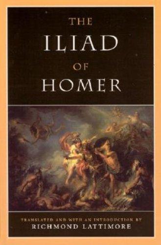 9780226469409: The Iliad of Homer