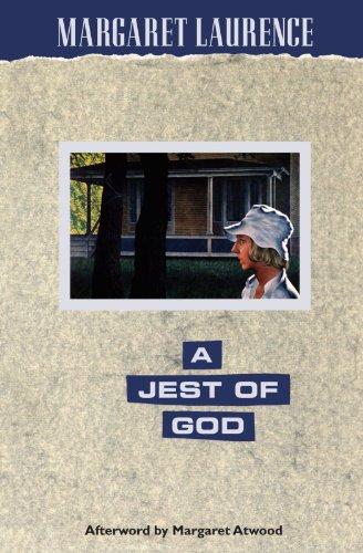 9780226469522: A Jest of God (Phoenix Fiction S.)
