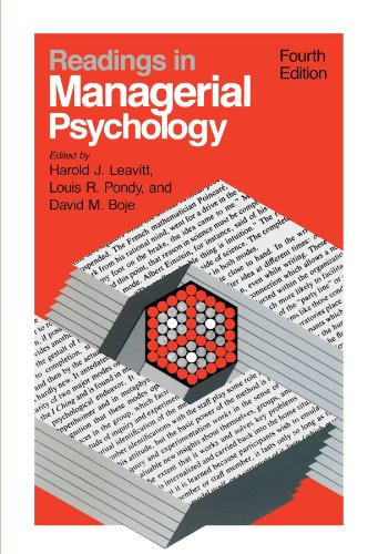9780226469928: Readings in Managerial Psychology
