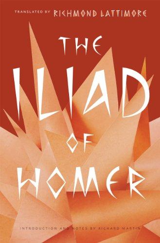 9780226470481: The Iliad of Homer