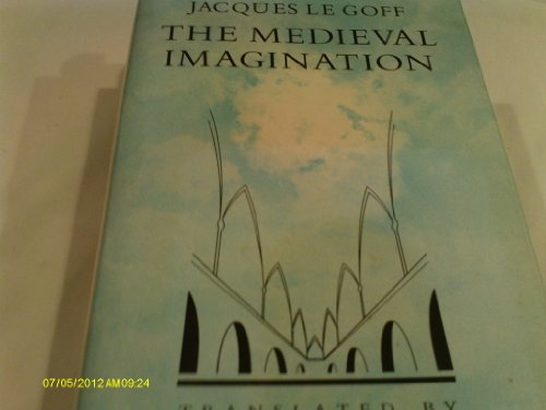 9780226470849: The Medieval Imagination