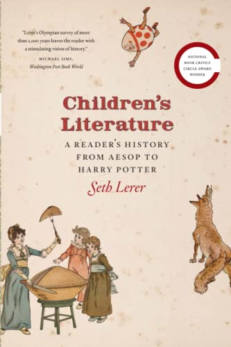 9780226473017: Children's Literature: A Reader's History, from Aesop to Harry Potter