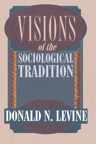 9780226475479: Visions of the Sociological Tradition