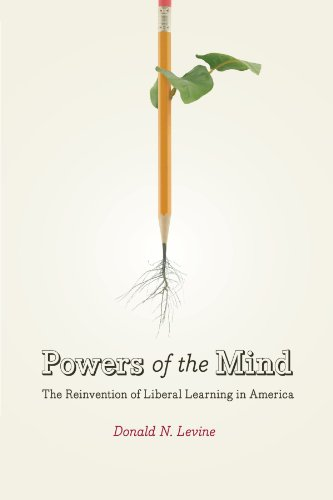 9780226475547: Powers of the Mind: The Reinvention of Liberal Learning in America