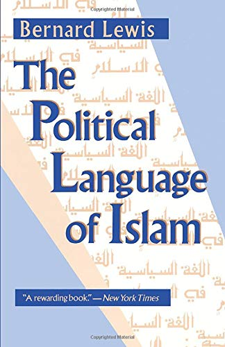 9780226476933: The Political Language of Islam (Exxon Lecture Series)