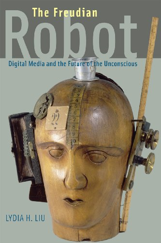 9780226486833: The Freudian Robot: Digital Media and the Future of the Unconscious